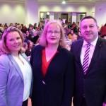 Ein Austausch für weibliche Fachkräfte und Frauen in Führungspositionen