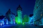 """Größere und kleiner Events wie """"GlanzLicht Burg Altena"""" bescherten des Museen des Märkischen Kreises einen Besucheranstieg. Foto: Stephan Sensen/Märkischer Kreis"""