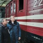 CDU unterstützt Machbarkeitsstudie der Landeseisenbahn