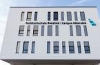 Gebäudeteil der FH Bielefeld / Campus Gütersloh