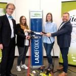 Intelligente Mehrfachsteckdosen für Elektroautos
