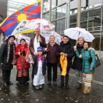 Landrat Adenauer unterstützt Tibet-Kampagne