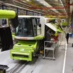CLAAS fährt Serienfertigung am Standort Harsewinkel kontrolliert zurück