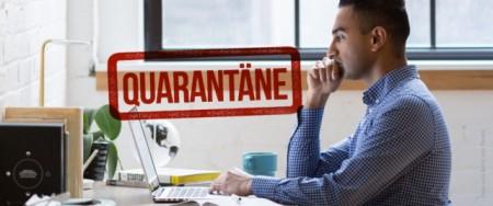 Einhaltung von Quarantäne hilft bei der Einfämmung von Coronaviren (Foto: pexels.com - Burst)
