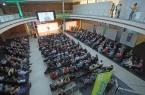 In der WissensWerkStadt Bielefeld findet die Vorrunde des internationalen Wettbewerbs am 19. März statt. Foto: Sarah Jomek