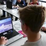 Jugendliche gestalten ihre Welt– analog oder digital