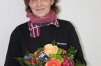 Rosemarie Häckel feiert 35 Jahre Betriebszugehörigkeit. Foto: MSF-Vathauer
