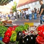 Saisonstart für den Bielefelder Abendmarkt