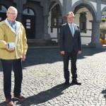 Ein Geschenk für das zweitschönste Rathaus in NRW