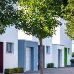 """""""Blaue Hausnummer"""" für besonders energieeffiziente Wohngebäude in Gütersloh"""