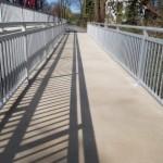 Kreis gibt sanierte Brücken nach dreiwöchiger Bauzeit wieder für den Verkehr frei