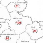 537 laborbestätigte Coronainfektione, drei neue Todesfälle (Stand: 10.04.2020 )