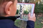 Kinder kommen immer häufiger mit digitalen Medien in Berührung / Foto: Prof. Dr. Helen Knauf