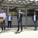 2.000 Schutzmasken für Lübbecker Schülerinnen und Schüler