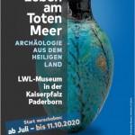 Ausstellung über Leben am Toten Meer verschoben