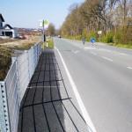 Neue Geschwindigkeitsbegrenzungen auf der Driburger Straße