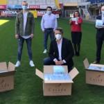 15.000 Masken für ehrenamtliche Helfer im Kreis Paderborn