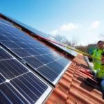 Stadtwerke bauen Photovoltaikanlagen auf BGW – Dächern