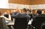 Planungsausschuss im Großen Saal der Stadthalle