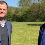 Fabian Wohlgemuth übernimmt zum 1. Mai