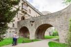 """Foto: Lina Loos © Kreismuseum Wewelsburg Die Gräfte der Wewelsburg ist Teil der Dauerausstellung """"Ideologie und Terror der SS"""""""