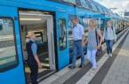 Züge verkehren ab dem 20. April wieder nach dem regulären Fahrplan.Foto: WestfalenBahn