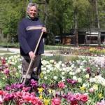 140.000 Frühjahrsblumen laden zum Staunen ein