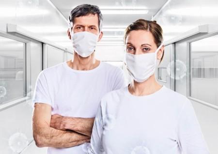 Mund- und Hygieneschutz-Masken Foto: Pionier Workwear
