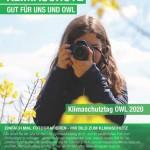 Fotoaktion im Kreis Lippe zum OWL-Klimatag