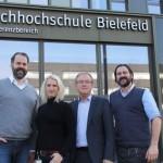FH Bielefeld fördert innovative Ideen und Start-Ups