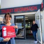 Tourist Information in Bad Lippspringe erneut ausgezeichnet