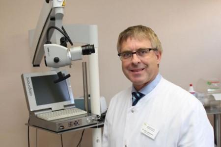 Dr. Jörg Bachman ist neuer HNO-Chefarzt in der Karl-Hansen-Klinik