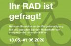 Seit Montag, 18. Mai, lässt die Stadt Paderborn Bürgerinnen und Bürger den Radverkehr in der Innenstadt-West online bewerten. Bis jetzt haben schon 369 Personen an der Umfrage teilgenommen, bis Juni sind alle Bürgerinnen und Bürger aufgerufen sich unter www.buergerbeteiligung.de/rad-paderborn noch zu beteiligen.   Foto:© Stadt Paderborn