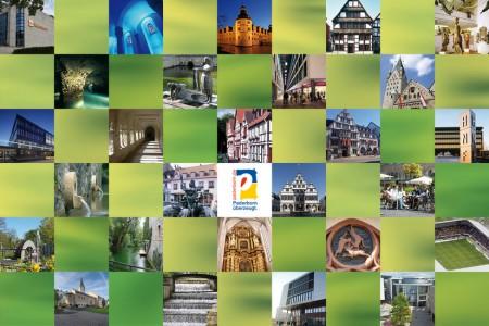 Paderborner Motive. Foto:© Stadt Paderborn
