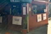 Biergarten im Bürgerkiez ist wieder geöffnet. Foto