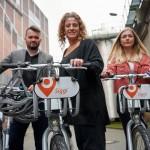"""Fahrradverleihsystem """"FlowBie Siggi"""" startet in Bielefeld"""