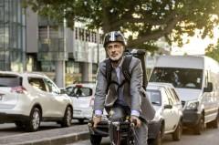 Viele Menschen in Bielefeld haben aktuell das Rad für sich neu entdeckt und nutzen es, um mobil zu sein und etwas für ihre Fitness und Gesundheit zu tun.  (Foto: AOK/hfr)