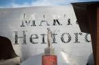 Tupac-Shakur Skulptur vor dem Marta  (© Marta Herford, Foto: @theothercara/ Felix Hüffelmann)