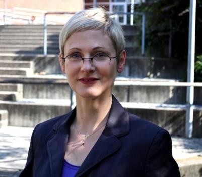 Foto (Universität Paderborn): Prof. Dr. Doris Tophinke von der Universität Paderborn.
