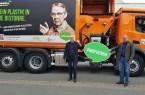 """Horst Lehning (SBM) und Wilfried Buhre (KAVG) haben ein gemeinsame großes Ziel: """"Die nachhaltige Verwertung von Bioabfällen, denn davon haben wir alle etwas: ökonomisch und ökologisch.""""  (Foto: Städtische Betriebe Minden)"""