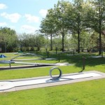 Minigolfanlage im Gartenschaupark öffnet