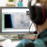 Schüler starten online ihren eigenen Stratosphärenflug