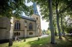 Die Fahrradtour führt u.a. ins schöne Isselhorst. Foto: Detlef Güthenke-