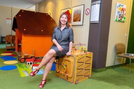 Kerstin Alexandra Plischka koordiniert seit einem Jahr die Fachstelle Kinderschutz. Foto: Kreis Lippe