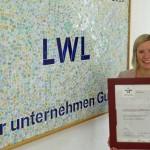 LWL-Maßregelvollzugsklinik Schloss Haldem erhält erneut ein Zertifikat