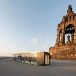 Wiedereröffnung LWL-Besucherzentrum im Kaiser-Wilhelm-Denkmal