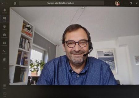 """DIVA-Direktor Prof. Dr. Michael Heuser: """"Rente nach Corona: Mehr zahlen, länger arbeiten, weniger rauskriegen."""" (Foto: FHDW)"""
