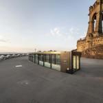 Zwei Jahre Kaiser-Wilhelm-Denkmal nach der Wiedereröffnung