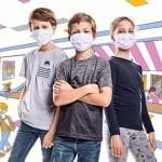 Pionier Workwear lanciert Mund-Nase-Masken für Kinder ab 6 Jahren
