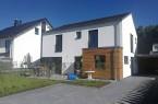Neubau eines Einfamilienhauses in Holzrahmenbauweise, Bielefeld; Architekt: Daniel Sieker für Sieker Architekten (Foto: Daniel Sieker)